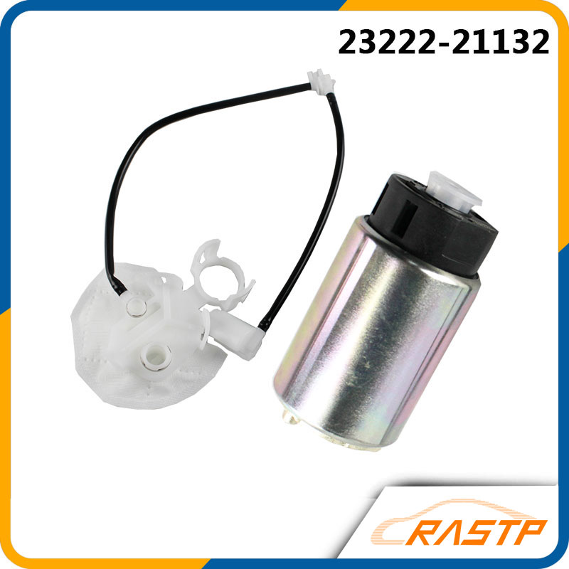 RASTP Electric Gasoline Fuel Pump 23222 21132 23220 21132 For Toyota Yaris 04 13 40GPH RS FP011 in Fuel Pumps from Automobiles Motorcycles