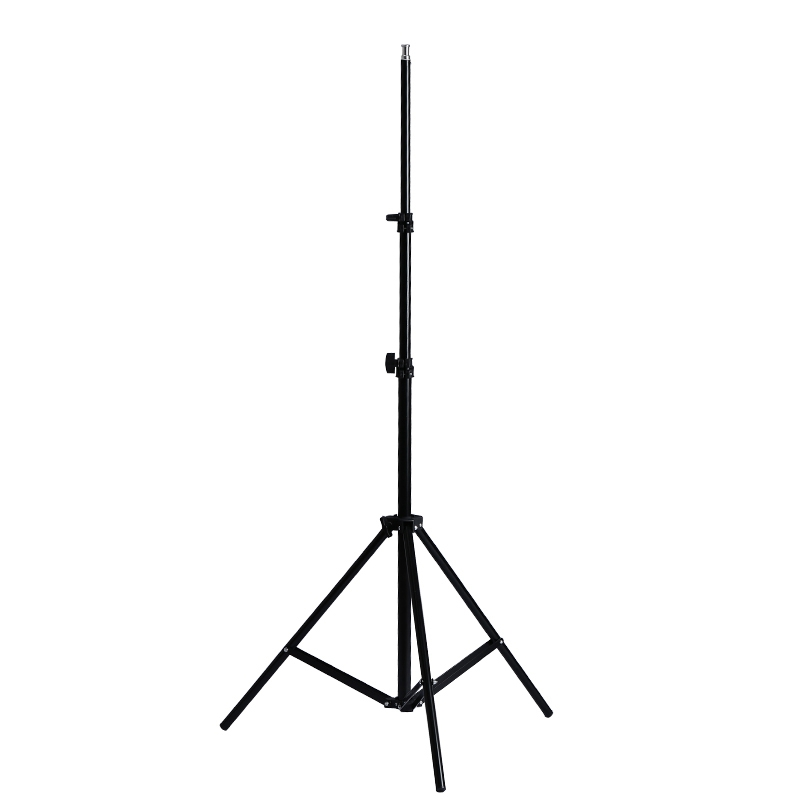 200cm 6.5ft Light Stand Photography Studio Flash Speedlight Stand Umbrella Exhibitor Bracket