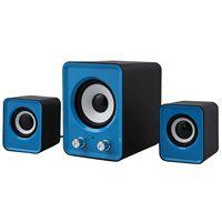 Mini PC Speakers USB 2.0 Stereo Portable Computer Speaker for Laptop Desktop Notebook Multimedia Speaker