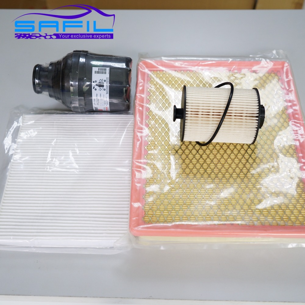 for FOTON TOPLANDER 2 8T air filter cabin air condition gasoline Oil filter four filters