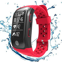 Smartwatch GPS Bluetooth IP68 Waterproof Wristband Sports Models Heart Rate Monitor for Android IOS for xiaomi watch men women origianl garmin vivoactive hr smart watch bluetooth 4 0 waterproof smartwatch heart rate monitor wristband gps