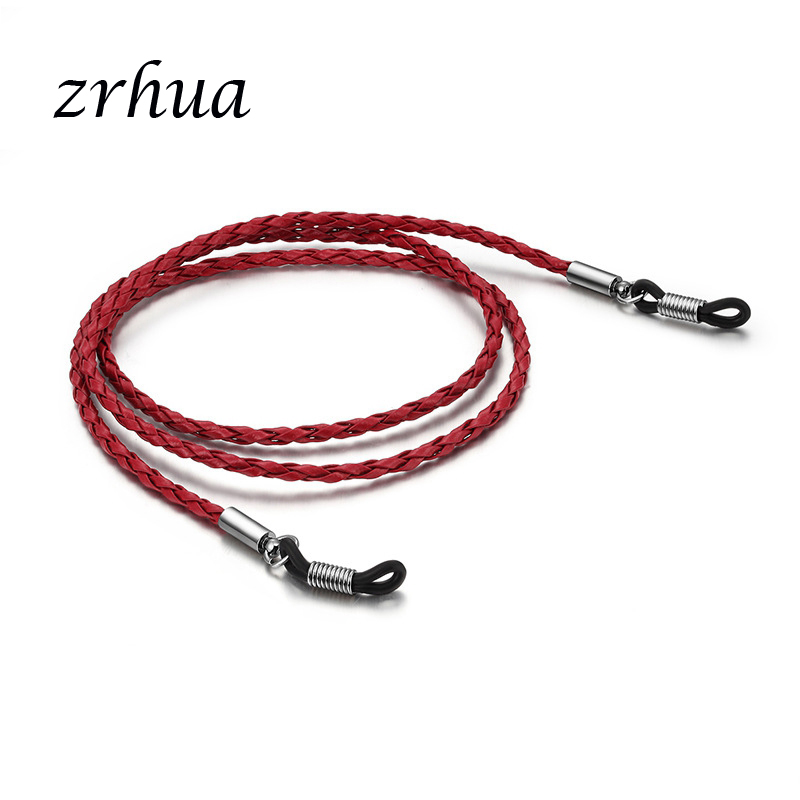 ZRHUA Hot Wholesale Sunglasses Chain Sport Glasses Cord Eyeglasses Eyewear Cord Holder Neck Strap Reading Glasses For Men Women