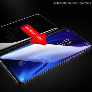 Image 5 - リテールパッケージ3D湾曲したxiaomi redmiミ9t K20 proのスクリーンプロテクターK30超フルカバーナノヒドロゲルフィルムツールないガラス