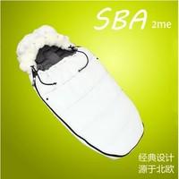 Winter Baby stroller sleeping bag envelop footmuff strollers footmuff, stroller sleepsacks, high quality sleeping bag