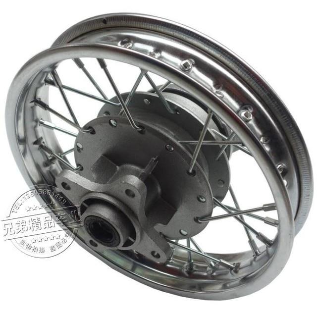 1 60 Rear 10 Inch 28holes Aluminum Alloy Wheel Rims Drum Brake Hub