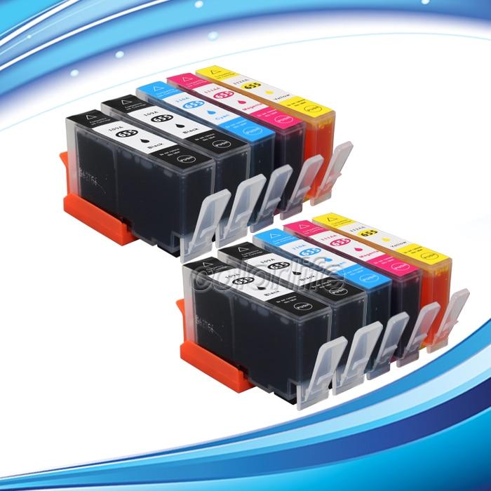 HP655 के लिए प्रीमियम स्याही - कार्यालय इलेक्ट्रॉनिक्स