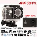 """Действие Видео Камеры Allwinner V3 4 К/30fps 1080 P/60fps WiFi Мини Ultra HD 4 К Камеры 2.0 """"170D Шлем Cam Go Водонепроницаемый Pro камеры"""