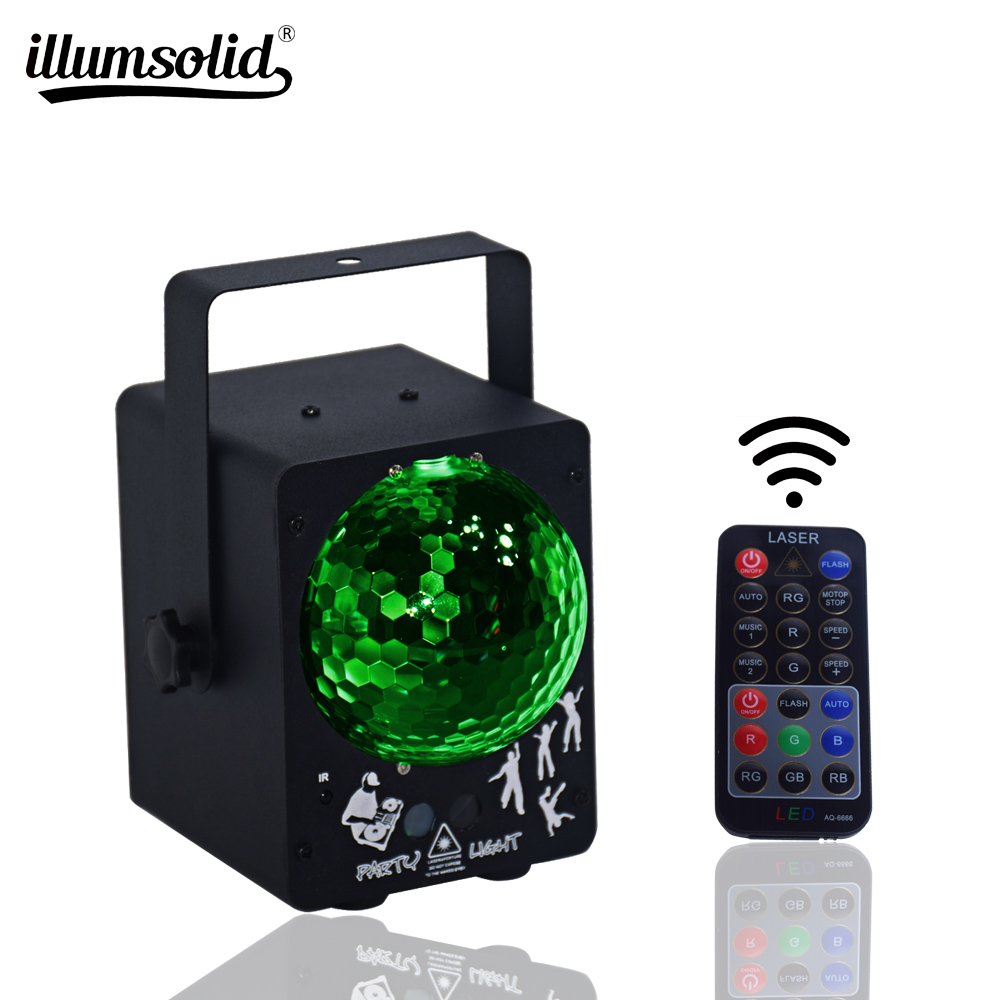 Mini 3in1 Laser Projector Color Music Dj Club Light For Christmas Stage Disco Lights Party