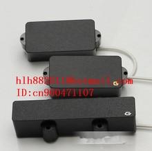 Freies verschiffen neue e-bass geschlossen passive pickup in schwarz PHZ SJ-HZ EM-09