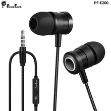 PunnkFunnk Bass Sound Earphone In-Ear Sport Earbuds with mic for xiaomi iPhone Samsung Headset fone de ouvido auriculares wlngwear bass sound earphone in ear sport earphones with mic for xiaomi iphone samsung headset fone de ouvido auriculares mp3