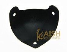 Kaish 2 unids frente 2 unids trasero negro plástico Guitarras AMP Amplificadores esquina para Marshall