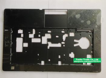 Carcasa superior Palmrest Touchpad ensamblaje para DELL E6420 caja negra C AP0FD000810 con agujero de huella digital
