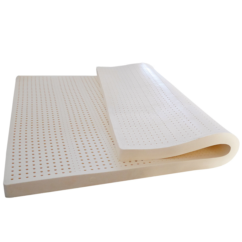 7.5CM Thickness Body Massage Body Care Latex Mattress Cervical Vertebra Neck Protector Single Double Twin Queen Size Mattress ...