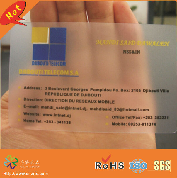 200pcslotfree design one side printing plastic pvc transparent 200pcslotfree design one side printing plastic pvc transparent business card printing in business cards from office school supplies on aliexpress reheart Image collections