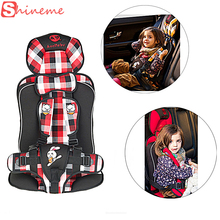 1-8 years brand portable universal child car safety seats kids baby car seat belt chair protection for children protector
