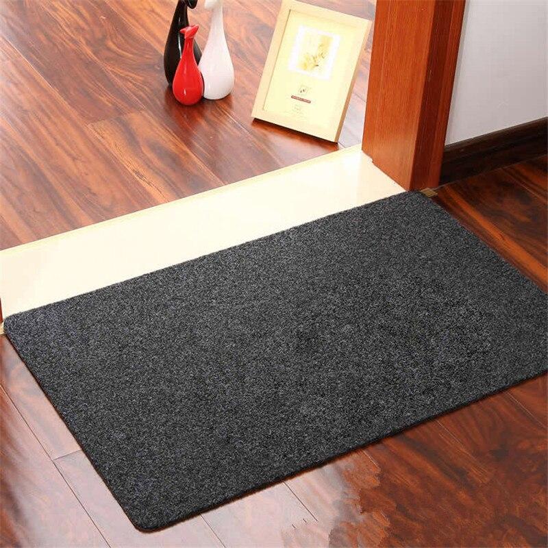 solido memory foam tappeto wc bagno tappeto cucina moderna poliestere antistatico assorbente tappetini 4060