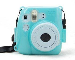 de2aa30dee21 Fujifilm Instax Camera Crystal Case PVC Transparent Strap Shoulder Bag Mini  8 Mini 9 Instant Film