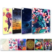 Soft TPU Cases For Apple iPadPro 10.5 Case Silicon Back Cover For iPadPro 12.9 2017 9.7 8 6 2016 iPad6 mini 4 Tablet Bags(China)