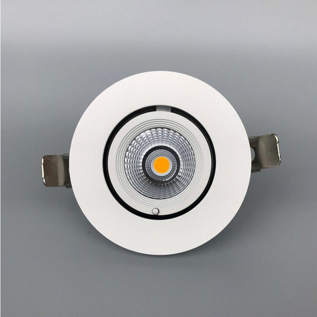 10w 12w dimmable recessed led downlight cob led spot light 10w 12w dimmable recessed led downlight cob led spot light adjustable led ceiling lamp 85 aloadofball Choice Image