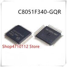 NEW 10PCS/LOT C8051F340-GQR C8051F340 LQFP-48 IC