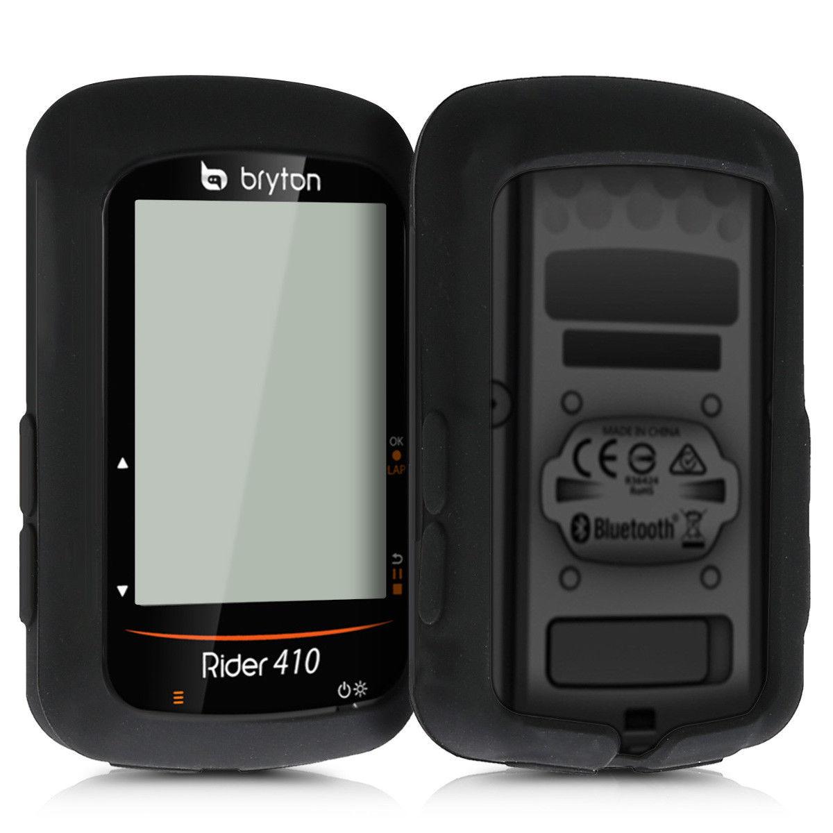 Screen Protector Cycling MTB GPS Gel Silicon Case Cover For Garmin Edge 500//200