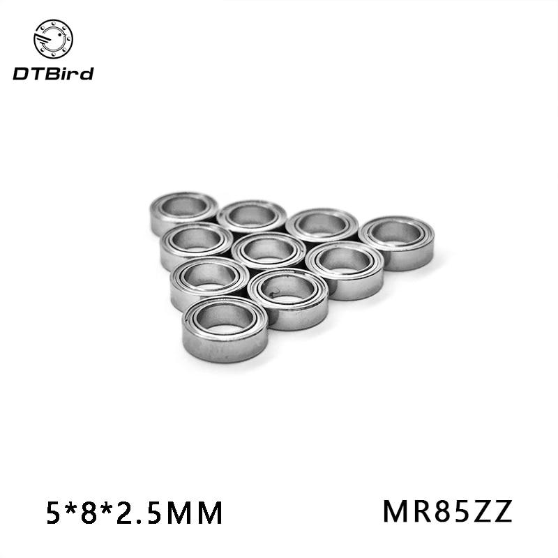 5 Steel Cover Tamiya Tuning 10 Pcs. Ball Bearing 5x8x2 1 Piece 5 Pieces