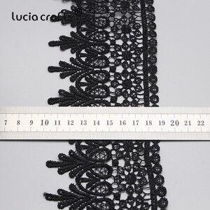 Image 5 - Lucia crafts tela de encaje bordado 2020, costura artesanal, ropa de vestir 1y/2y N0508