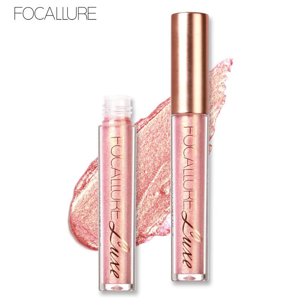 New Fashion Lipstick Cosmetics Women Sexy Lips Metallic Lip Gloss F815 1