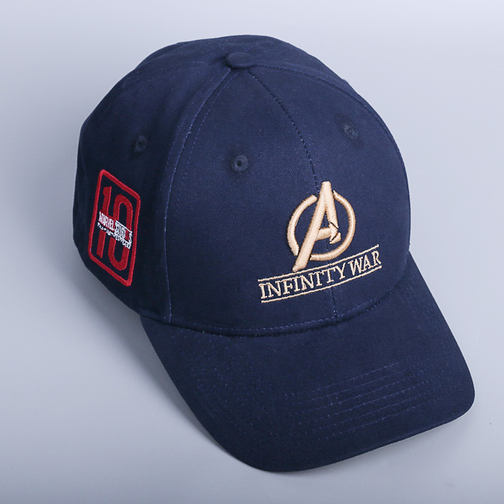 2018 Movie Avengers Infinity War Accessories Hat Caps 10th anniversary cap Hat Souvenir Embroidery Hat Baseball 100% Cotton (9)