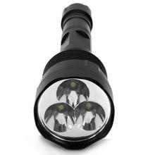 Low Power Consumption TS-3T6 3 x Cree XM-L T6 3800 Lumens 5 Modes Flashlight