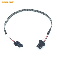 Cable Socket-Adapter Connector Wire-Harness Ballast FEELDO for D1S D1r/D3r/D3s-bulb/..