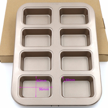 Здесь можно купить  Newest Kitchen Home Bakeware Tools  DIY Square bread Pizza Biscuit Pans Carbon Steel&Non-stick Coating Toast Tools Baking Mold