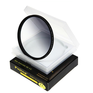 Image 3 - fujing 67mm 72mm 77mm 82mm GND GC GRAY Filter Optical Glass  Graduated Gray Filter for Camera