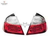 1 Pair Motorcycle Tail Light Brake Turn Signals With LED Moto Brake Lights Case For Honda