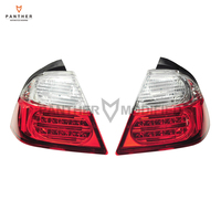 1 Pair Motorcycle Tail Light Brake Turn Signals With LED Moto Brake Lights Case For Honda