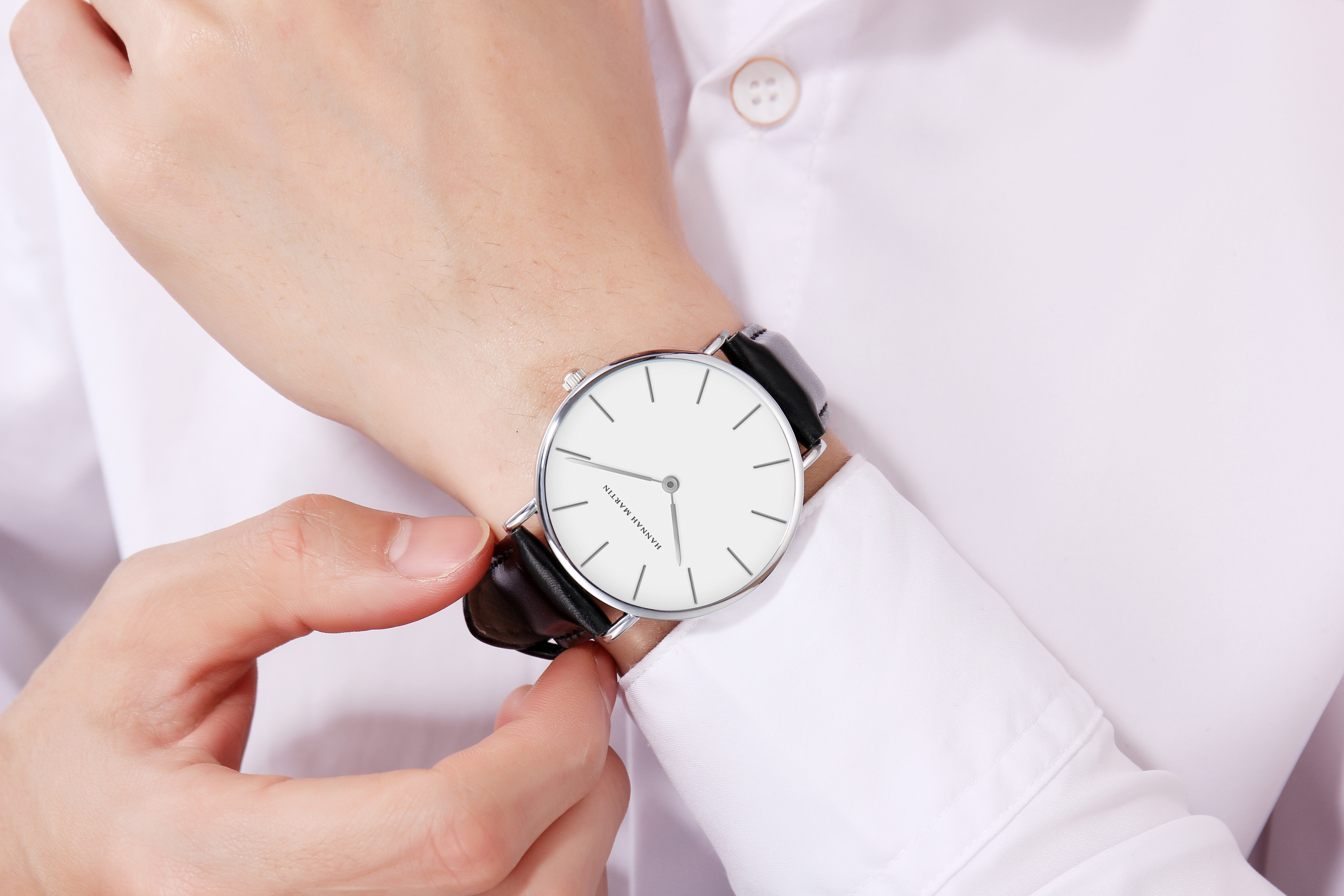 HTB1qjsyalsmBKNjSZFFq6AT9VXag Dropshipping High Quality Rose Gold Dial Watch Men Leather Waterproof Wristwatch Women Dress Fashion Japan Quartz Movement Saat