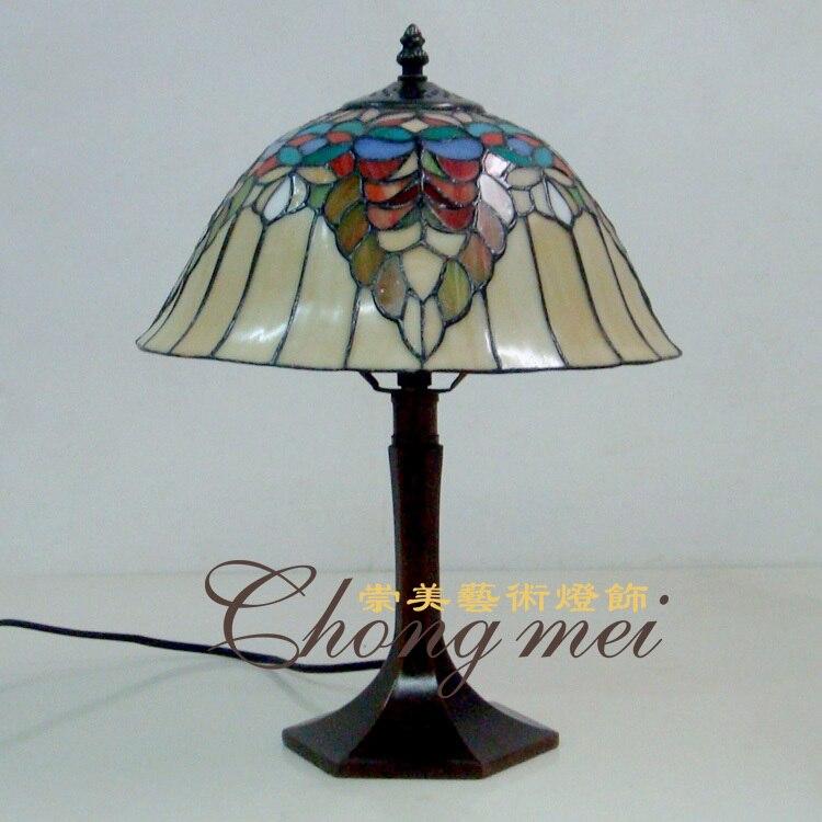 Lamps Lamp Living Tiffany Ikea Bedroom Bedside Continental tdCsxhQr
