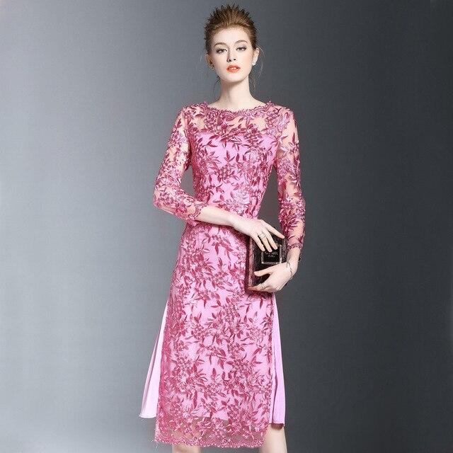 b678514f1e34 платье женское вечернее свадьба и торжества туника женская осень шикарное  платье дизайнерская платье женское красное платье