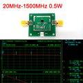 20MHz-1500MHz 0.5W 27dBm LNA RF amplifiers wideband amplifier Module HF VHF/ UHF power supply voltage:9-12v