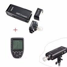 Godox AD200 200Ws 2,4 г ttl HSS Strobe Вспышка Speedlite w/Xpro-N ttl Беспроводной вспышка триггера для nikon/Canon/sony/Fujifilm/Olympus