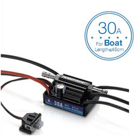 F18580 Hobbywing SeaKing V3 Waterproof 30A 2 3S Lipo 6V/1A BEC Brushless ESC for RC Racing Boat