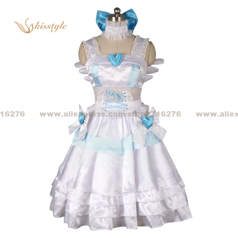 Здесь продается  Kisstyle Fashion Panty & Stocking w Garterbelt Stocking Dress Uniform COS Clothing Cosplay Costume,Customized Accepted  Одежда и аксессуары