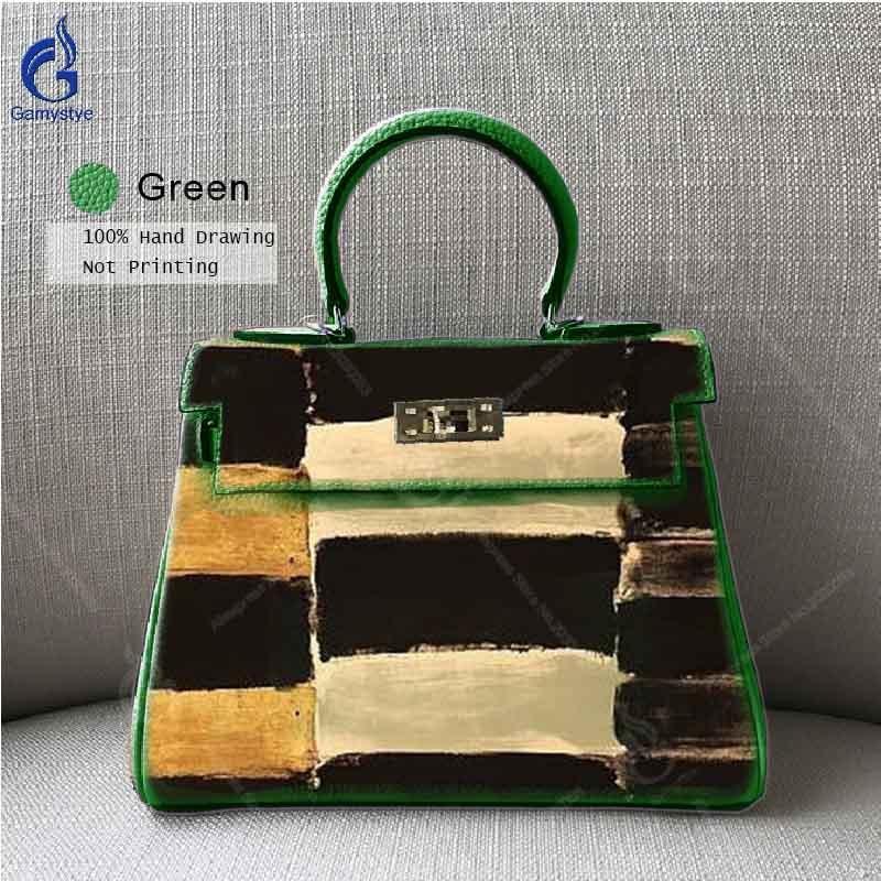 Women Bag Female Luxury Genuine Leather Bag Handbag Lady European American Style Fashion Crossbody Shoulder Bag New 32cm Bags цена
