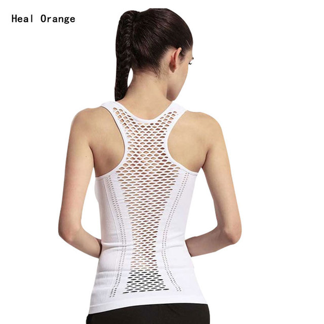 Camiseta de Yoga para mujer 2037697de908