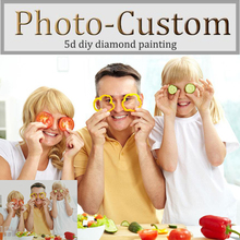 Photo Custom,Diamond Painting Cross Stitch,DIY,5D,Private Embroidery,3D,Full,Square/Round,Drill Mosaic Decor