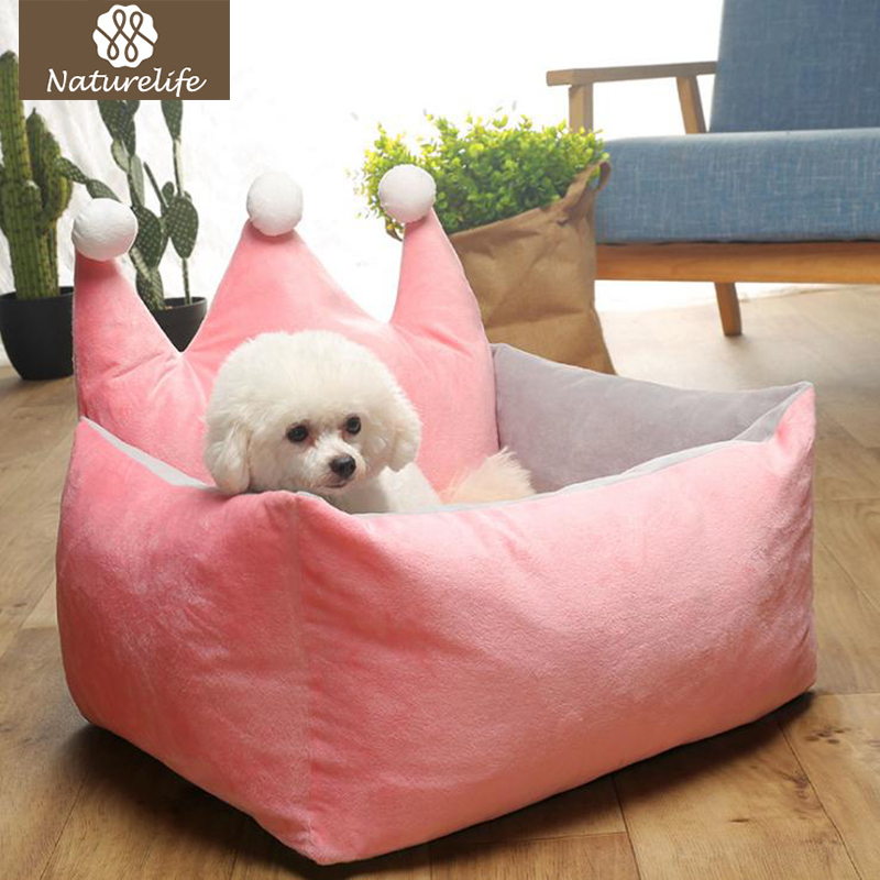 Houses, Kennels & Pens Jormel Pet Dog Bed Kennel Cat Puppy Bed Round Cat Winter Warm Sleeping Mat Puppy Cushion Mat Portable Cat Supplies Cat Dog Mat Quality And Quantity Assured