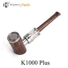 ไม้ท่อชุดบุหรี่อิเล็กทรอนิกส์VapeปากกาVaporizerมอระกู่อีท่อKamry K1000บวกบุหรี่อิเล็กทรอนิกส์ที่มีK1000เครื่องฉีดน้ำX1034