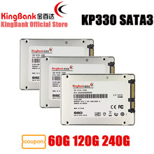 "KingBank SSD SATA3 2.5 inch 240GB 120GB 60GB KP330 Internal Solid State Drive Hard 2.5"" For Laptop PC 120 GB Drive Disk HD HDD"