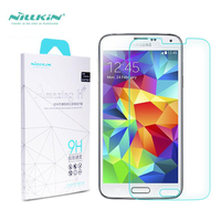 Free Shipping Nillkin Amazing H Anti Explosion Tempered Glass Screen Protector Film For Samsung Galaxy S5