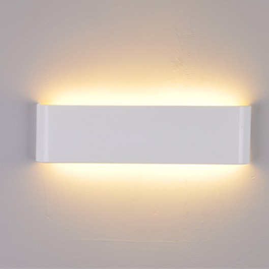 16W Led Wall Lamps Modern Aluminum Wall Sconce Indoor Lighting ...